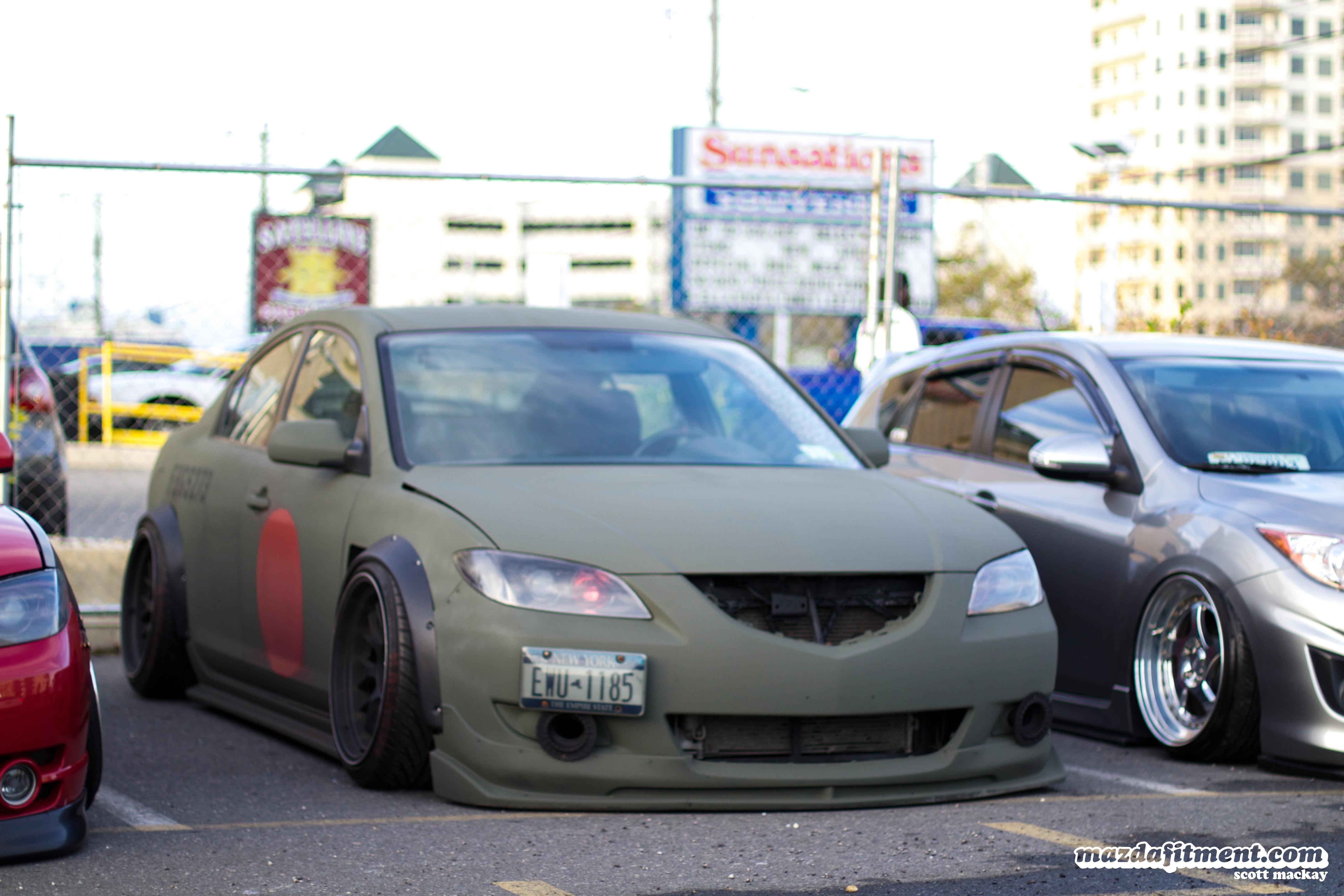 Kevin's Mazda3.