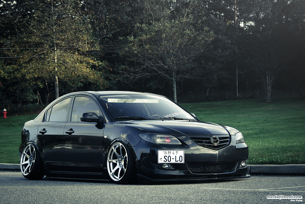 Reply  3008 on  October 27  2011  09 02 49 AM   187 Stanced Mazda 3
