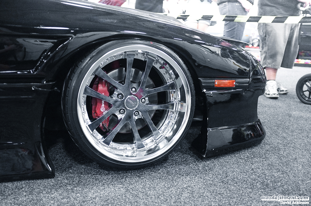 NZ 4&Rotary Nationals 2013 – Mazda Fitment