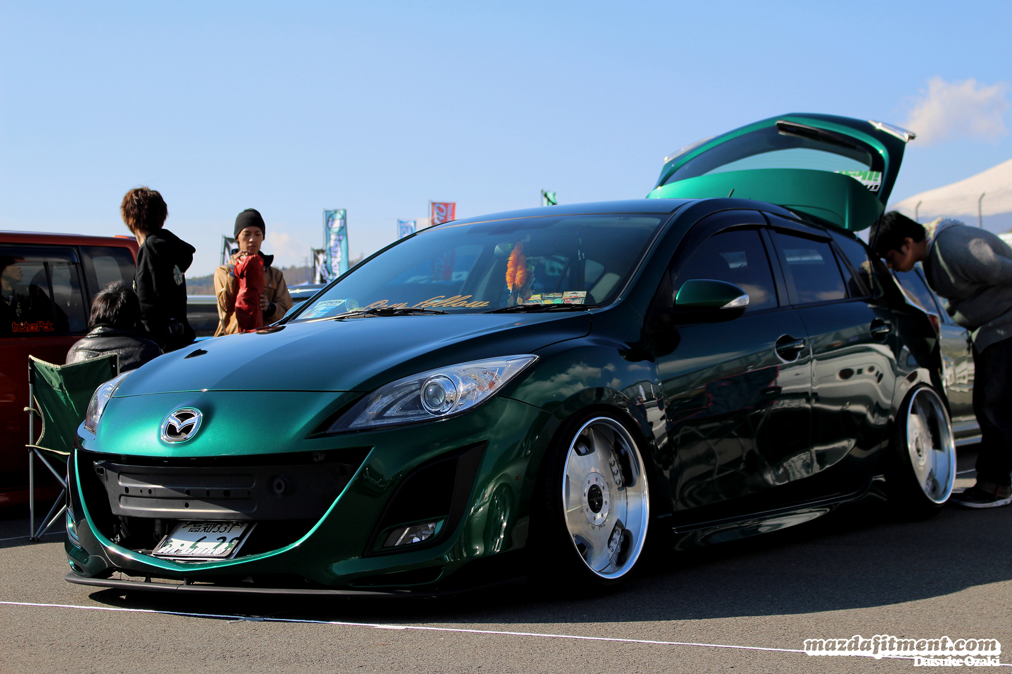 Stance Nation Japan G Edition Mazda Fitment