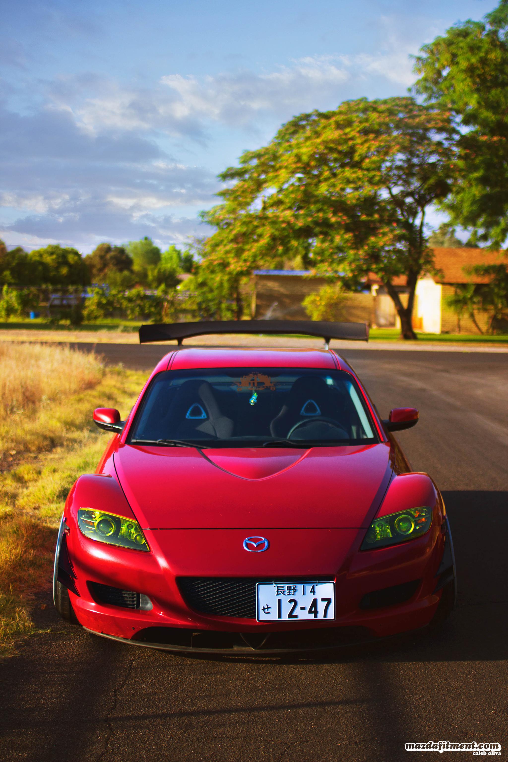Caleb\'s RX8 – Mazda Fitment