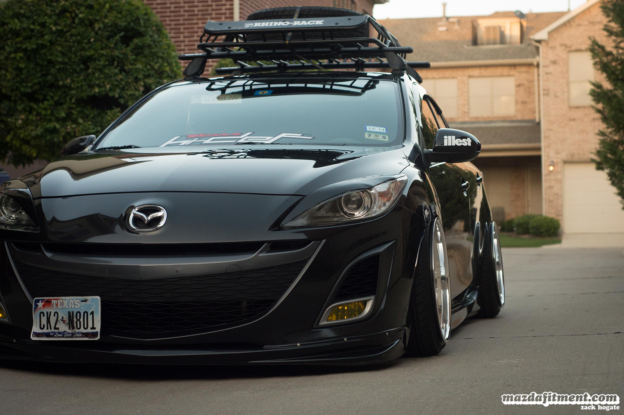 Texas Mz3 Mazda Fitment