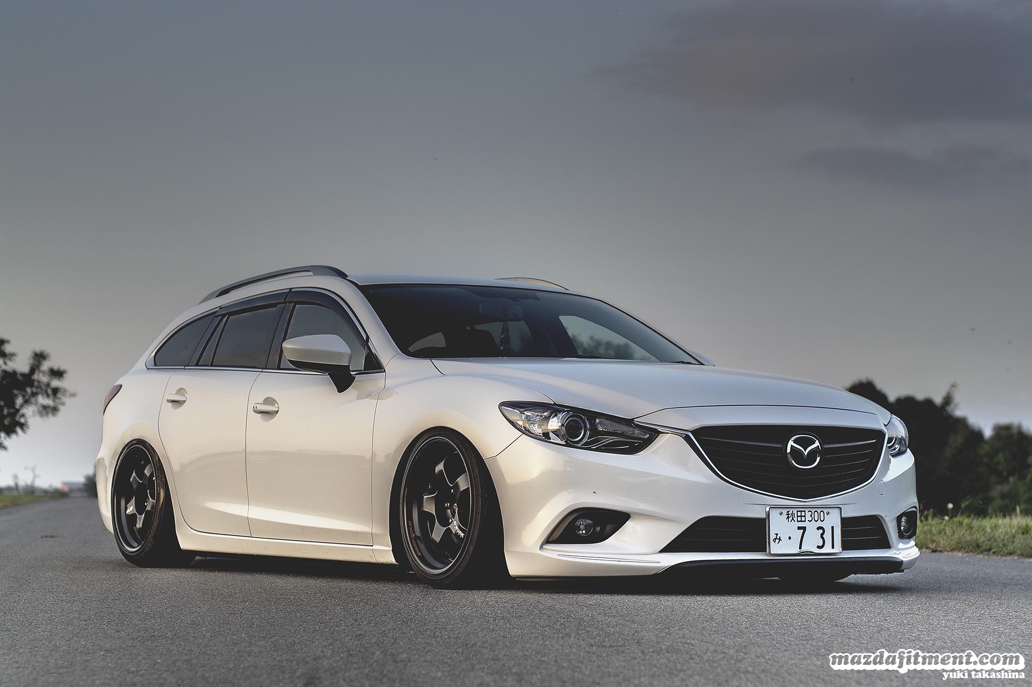 Mazda6 – Mazda Fitment