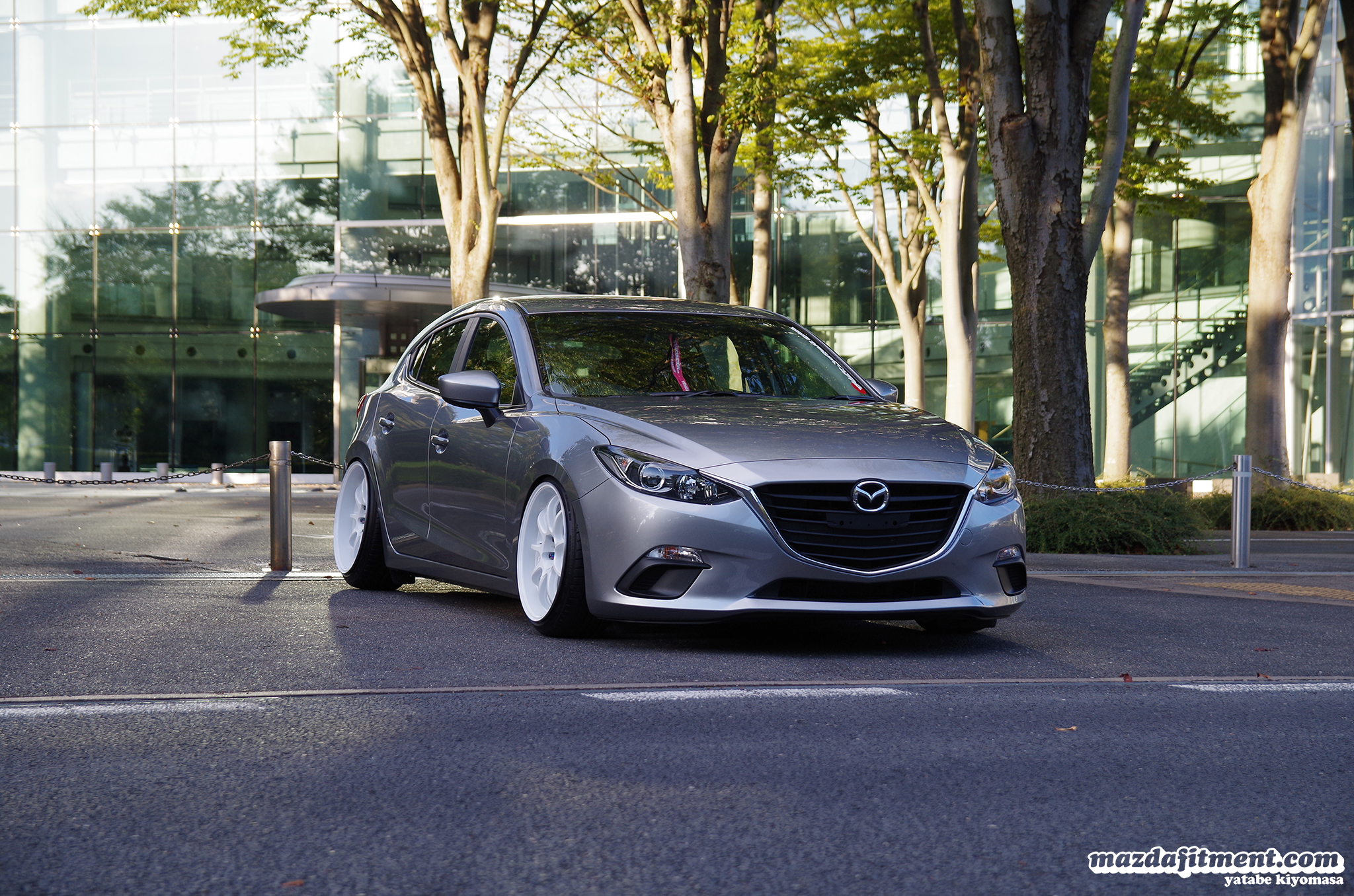 watch corksport mazda youtube with exhaust back cat