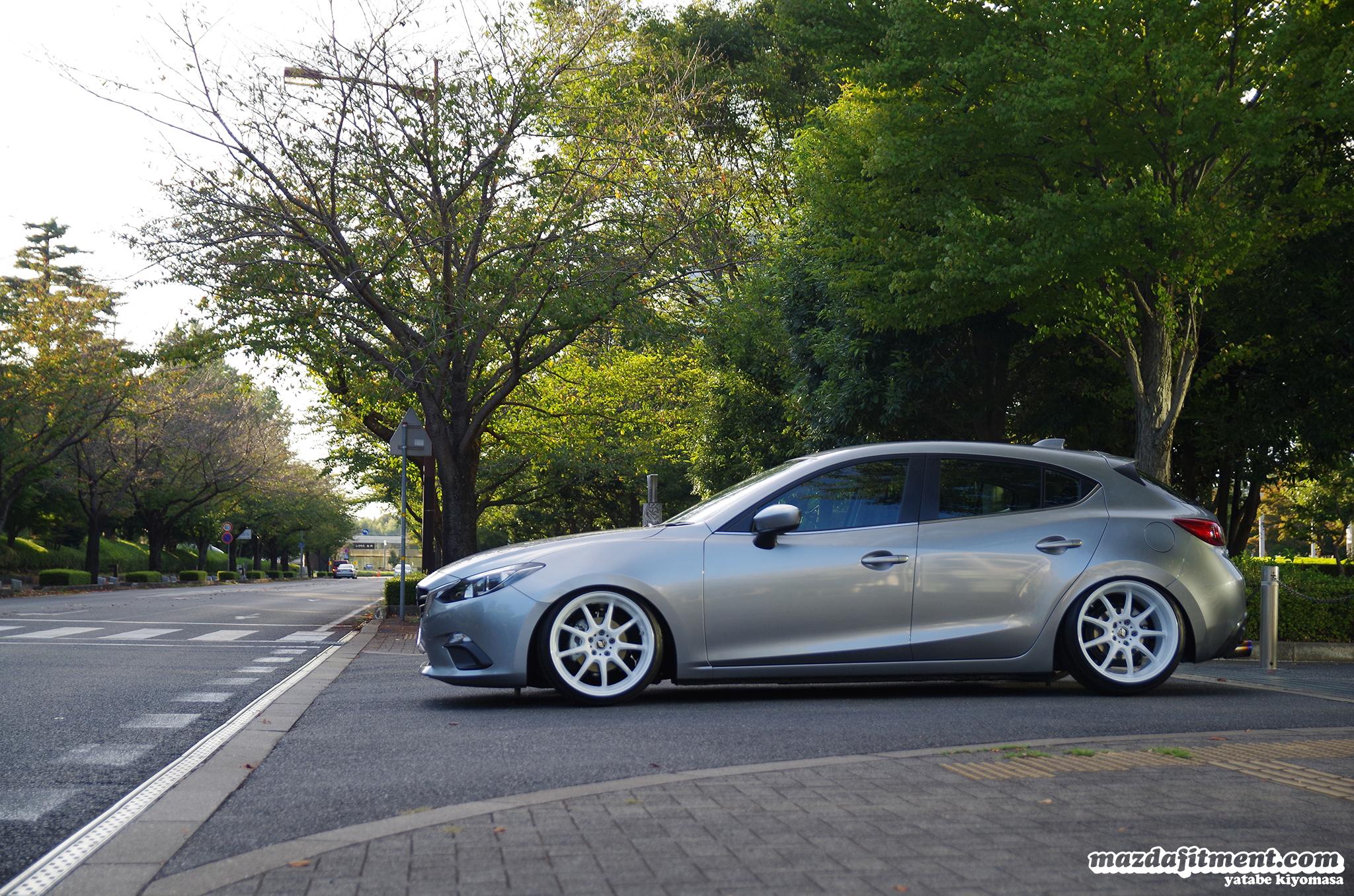 The Next Generation – Mazda Fitment 2014 Mazda 3 Wheels
