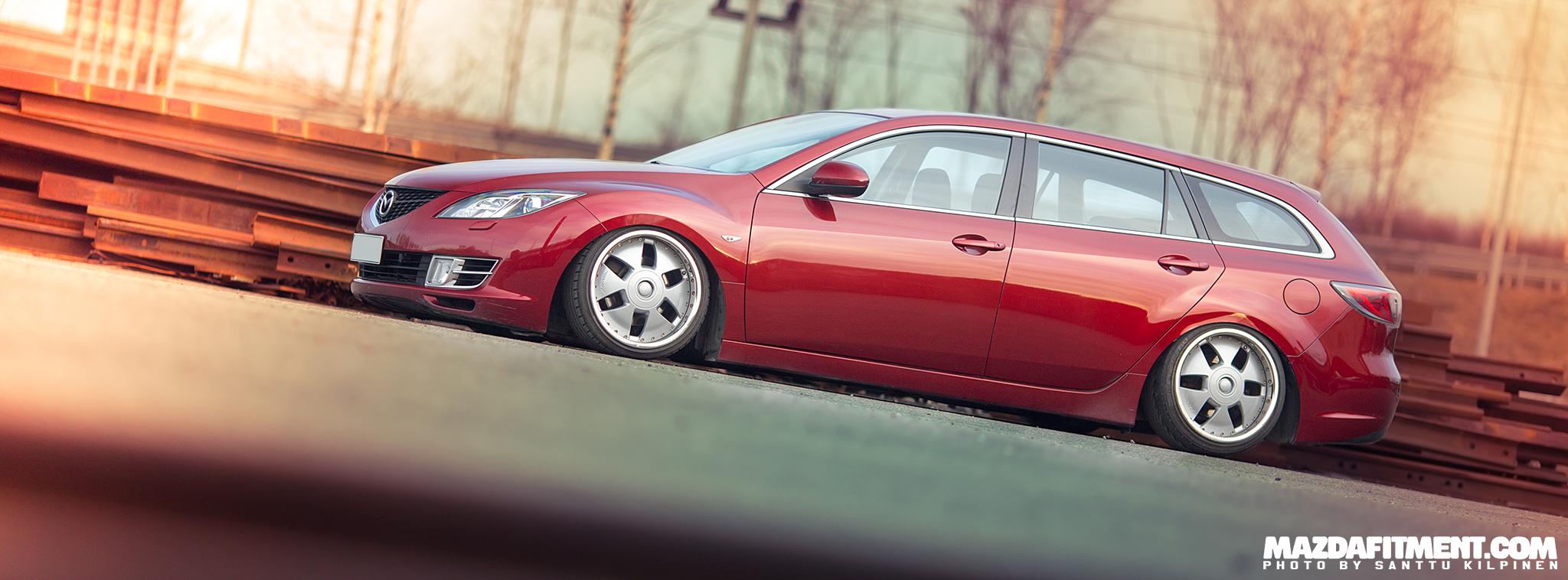 mz6 wagon – Mazda Fitment
