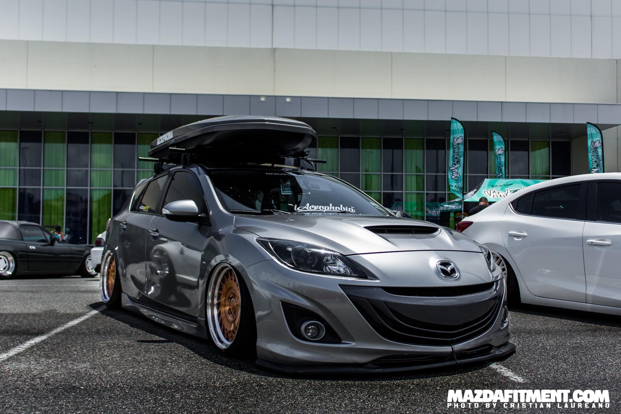 Tuner Evolution Daytona Beach Mazda Fitment