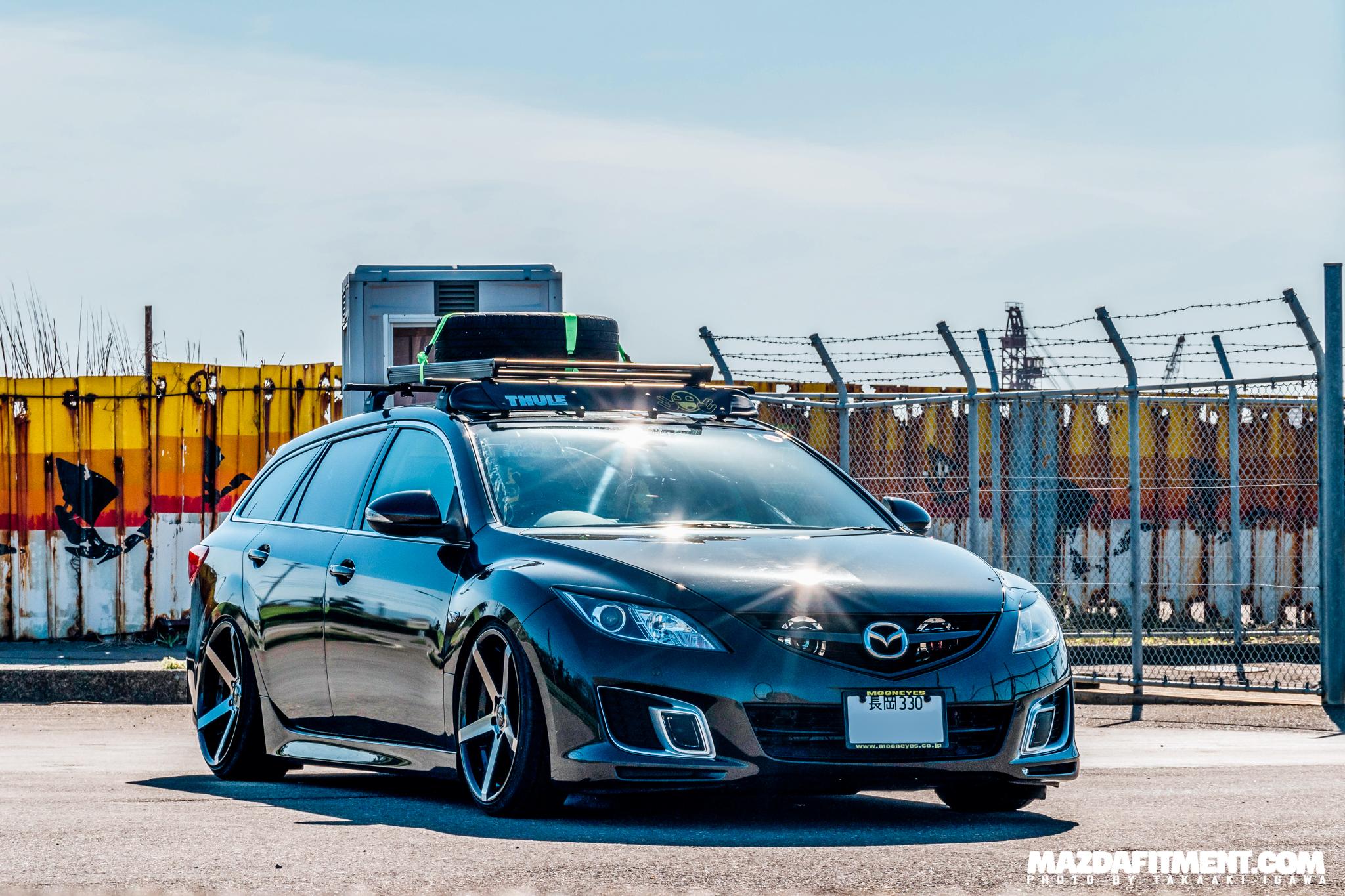 Igawa's Mazda 6 Wagon – Mazda Fitment