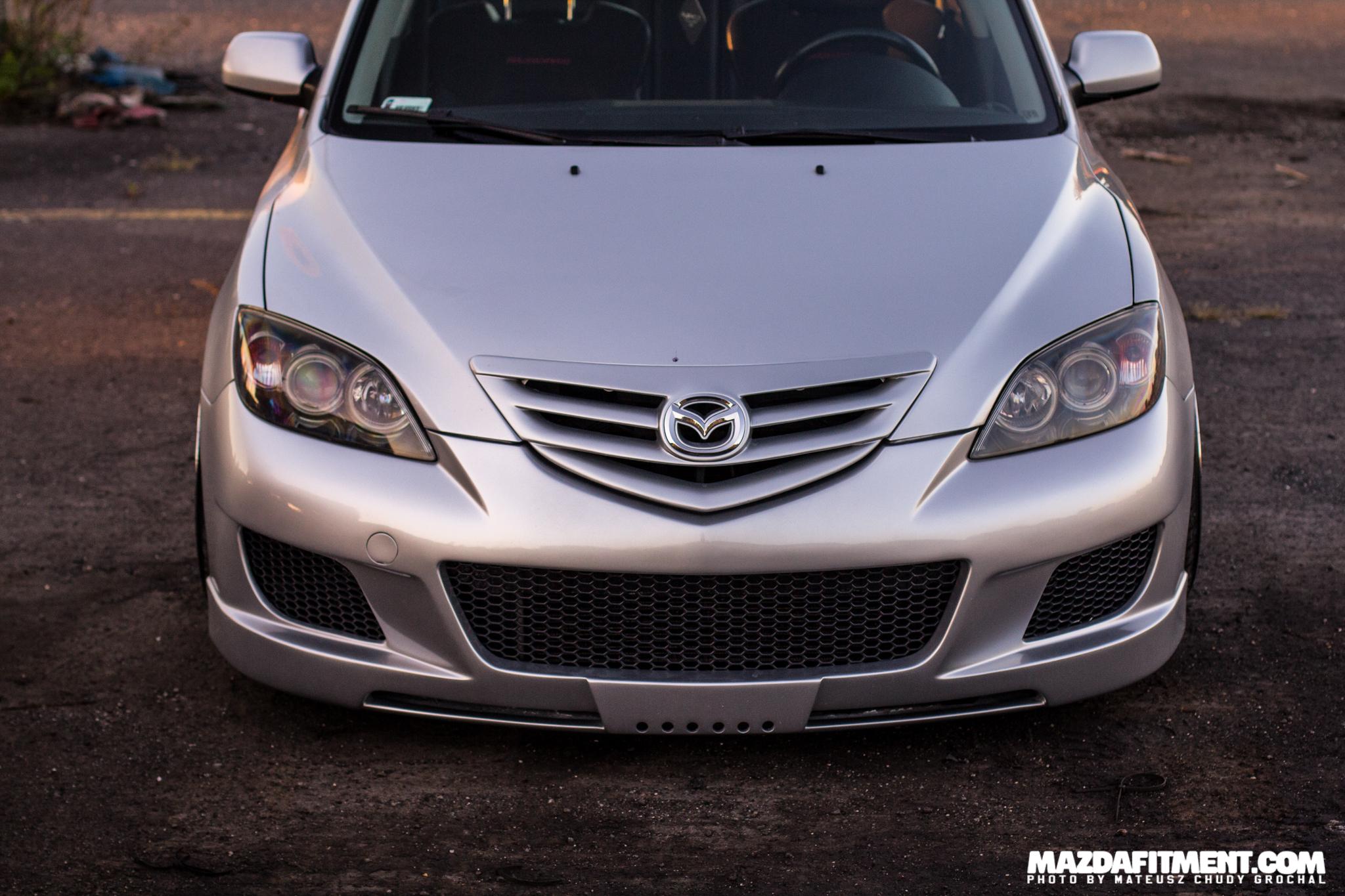 Chudy Mazda Fitment